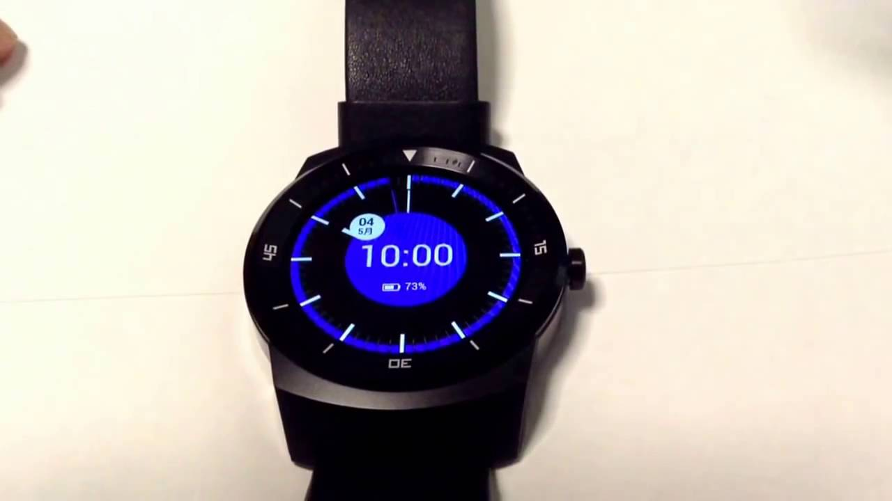 ToolX Android Wear Tool With Barometer - YouTube