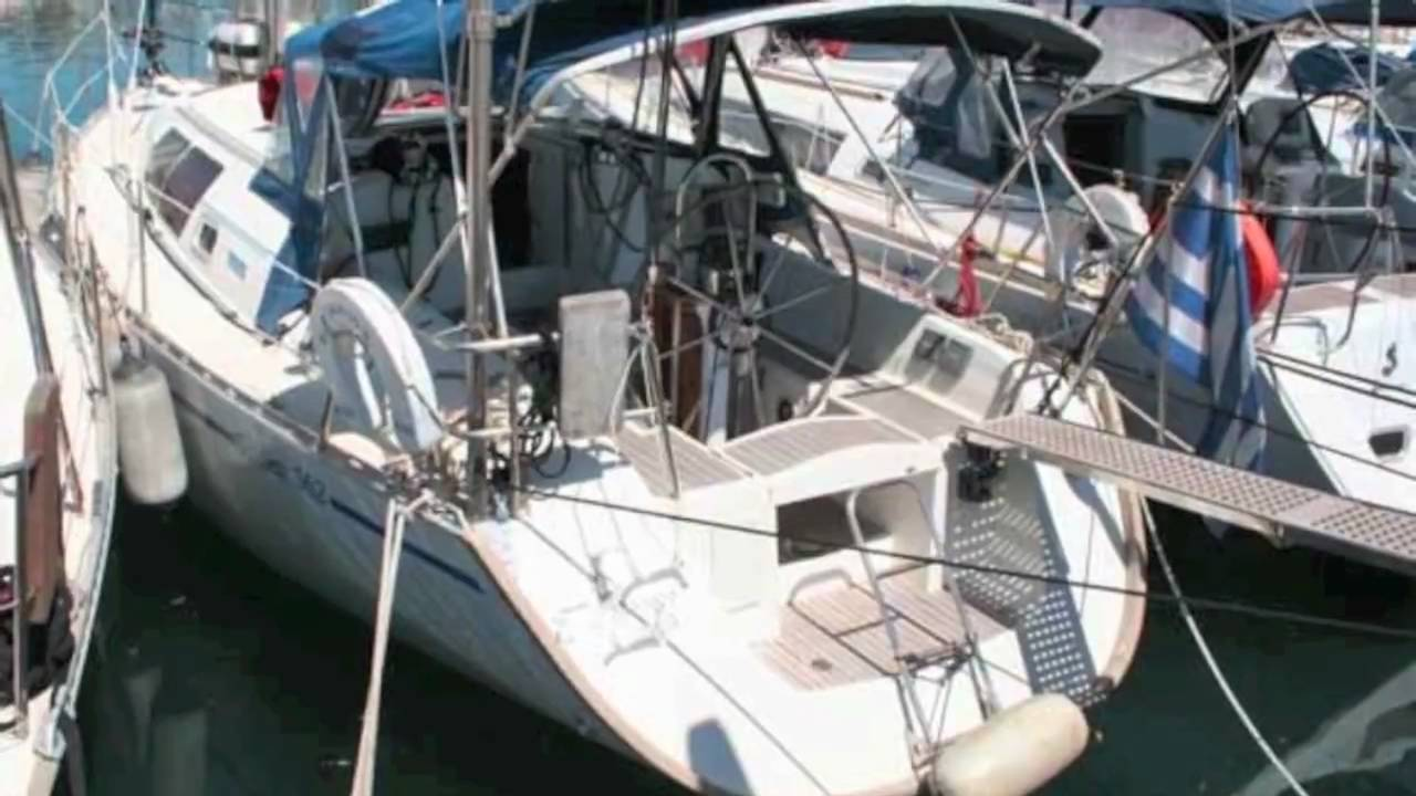 Autos For Sale >> Gib'Sea 362 used boat For Sale in Greece - YouTube