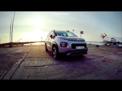Citroen C3 Aircross walkaround interior exterior