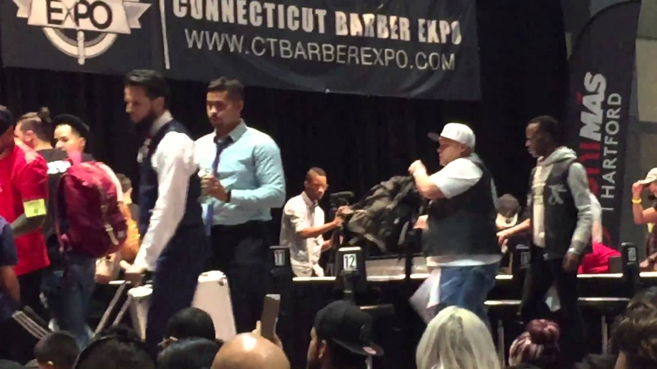 CT BARBER EXPO 2016
