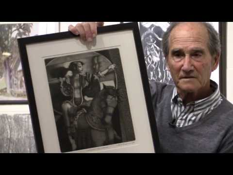 Billy Brauer on Printmaking and WPA Art