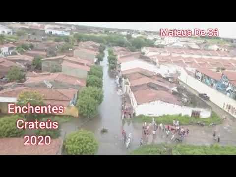 CRATEÚS 2020 ENCHENTES