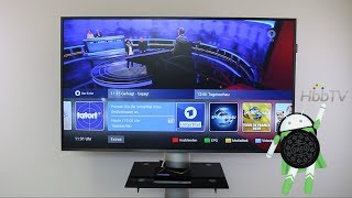 Inaris HbbTV on Android Oreo