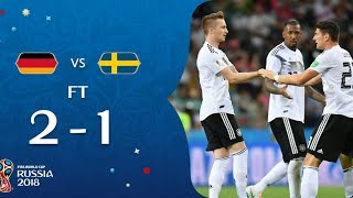 Download Video Jerman Vs Swedia 2-1 All Goals &Highlights Extended 2018 MP3 3GP MP4
