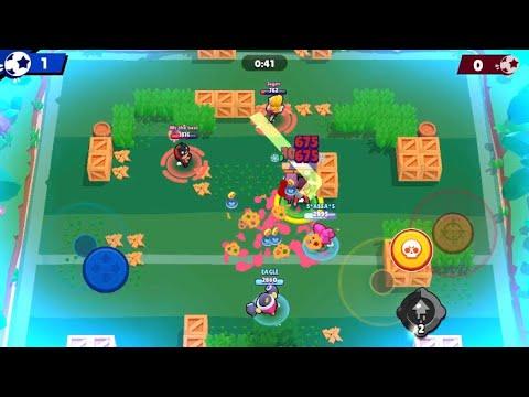 IcePiper X Rzm64 Trick Shots & Epic Goals | Brawl Ball