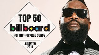 Top 50 o US Hip-HopR&ampB Songs o August 10, 2019 Billboard-Charts
