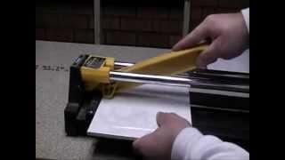 Jak ciąć płytki ceramiczne - cięcia glazury