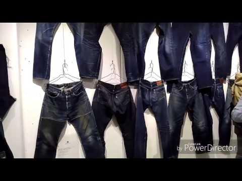 【Denimba展2017 大阪 】穿きこみジーンズを愛する人々
