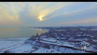 Таганрог ПРИМОРСКИЙ ПАРК  2016 [4K ULTRA HD]