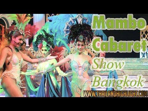 Mambo Cabaret Show Bangkok Ladyboys Cabaret Night Shows Thailand