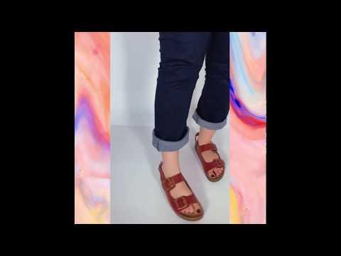 BIRKEN ankle - vinho