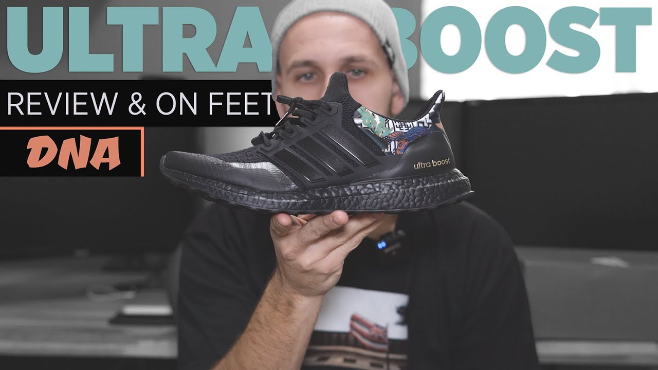 ADIDAS ULTRABOOST DNA FW4324 REVIEW AND ON FEET - YouTube