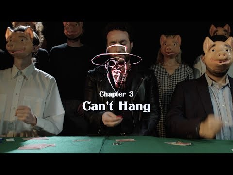 "Sammy Hagar & The Circle - ""Can't Hang"" (Music Video)"