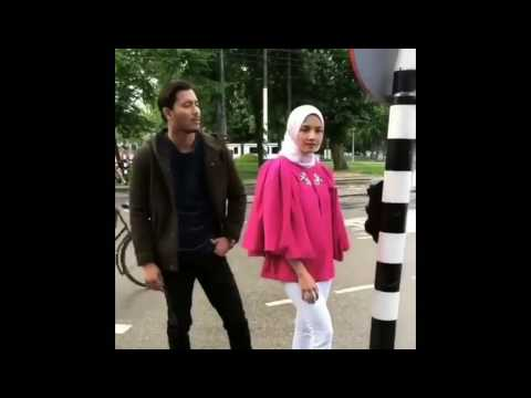 Viral Fatah Amin Dah Mula Panggil 'Sayang' Dekat Fazura Sweet Gitu