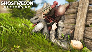 Ghost Recon Breakpoint IRON MAN ASSAULT! Ghost Recon Breakpoint Free Roam