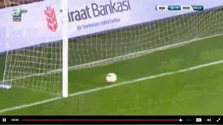 11/02/2016 M.Başakşehir 0-1 Ç.Rizespor GOOLL Robin Yalçın DAKİKA:6