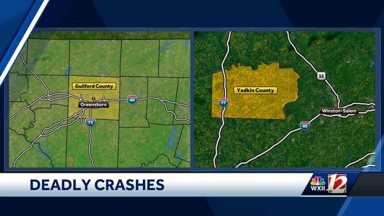 Greensboro man identified as victim in deadly crash
