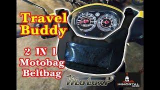 Motorcycle Accessories: Navigator Bag