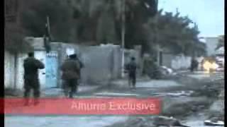 ارهاب القوات العراقيه و مليشياتها في المداهمات ضد انصا