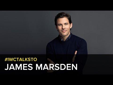 #IWCTalksTo: James Marsden