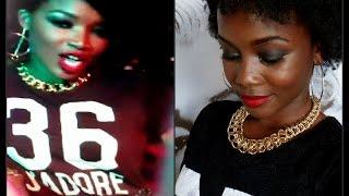"Pérola - "" BOBO"" Inspired makeup look ♥"