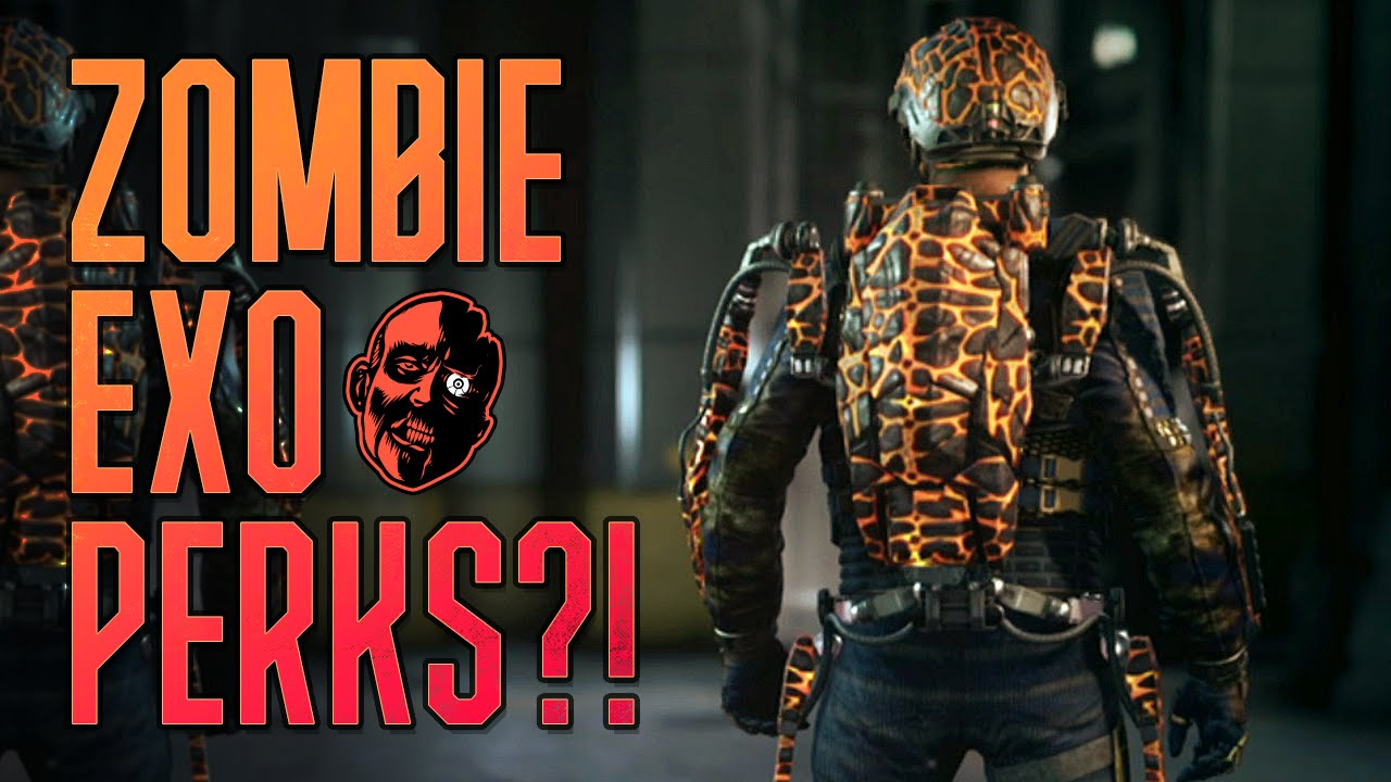 Possible Zombies Exo Suit Abilities Call Of Duty Advanced Warfare Youtube