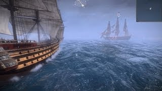 Napoleon Total War - Naval Battle - Full Settings Ultra