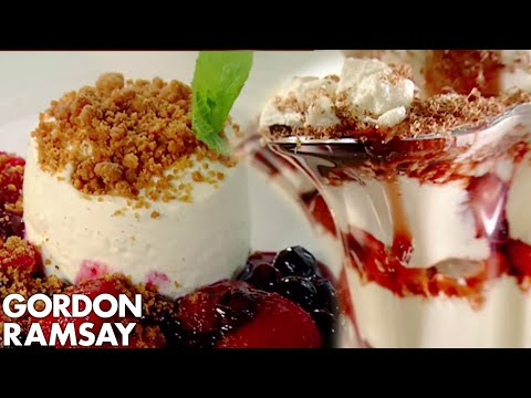 Gordon Ramsay's Top 5 Desserts | COMPILATION