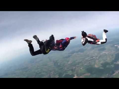 Saut Initiation PAC - Premier saut en parachute - Découverte chute libre