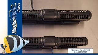 Maxspect Gyre XF130: Powerful Flow, Quiet Operation and Cool Controllable Settings