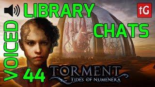 Torment: Tides of Numenera Let