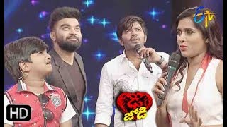 Dhee Jodi | Sudheer | Rashmi | Pradeep  | 8th May 2019 | Latest Promo