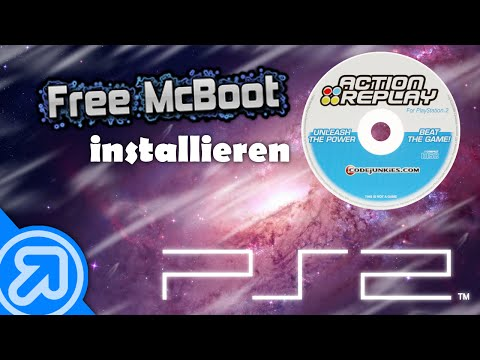 Playstation 2: FreeMCBoot installieren | Action Replay MAX [Tutorial] [Deutsch/German]