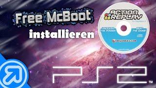 Playstation 2: FreeMCBoot installieren | Action Replay MAX [Tutorial] [Deutsch/German]