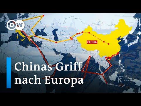 Chinas Griff nach Europa - Die Neue Seidenstraße | DW Dokumentation