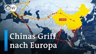 Chinas Griff nach Europa – Die Neue Seidenstraße