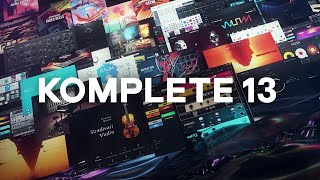 Introducing KOMPLETE 13 | Native Instruments