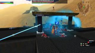 Starsiege: Tribes - Overtime game-winning cap, and the rush to stop it.