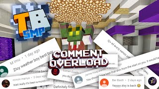 Reading YOUR COMMENTS!  - Truly Bedrock season1 #33 - Bedrock Edition Youtube Server
