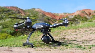 Yuneec Q500 4K Camera Drone Review