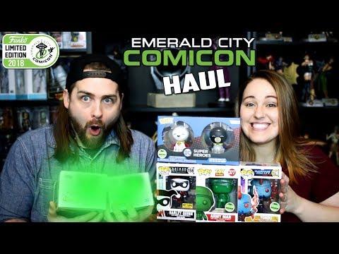 ECCC 2018 Funko Haul | I Cant Believe I Got It!!!