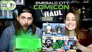 ECCC 2018 Funko Haul | I Can't Believe I Got It!!!