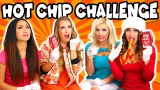 Paqui One Chip Challenge. Do Not Try This. Totally TV