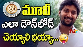 Hero Nani Shocking and Funny Answers to Fans  || Tweet Heat || NTV