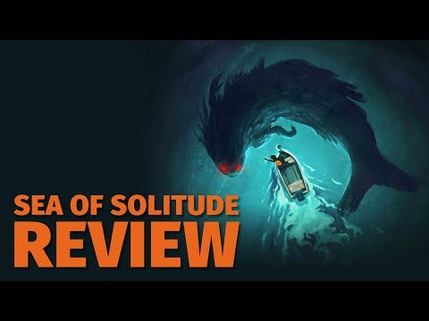 Sea of Solitude is a Visionary Project That Poetically Explores Depression