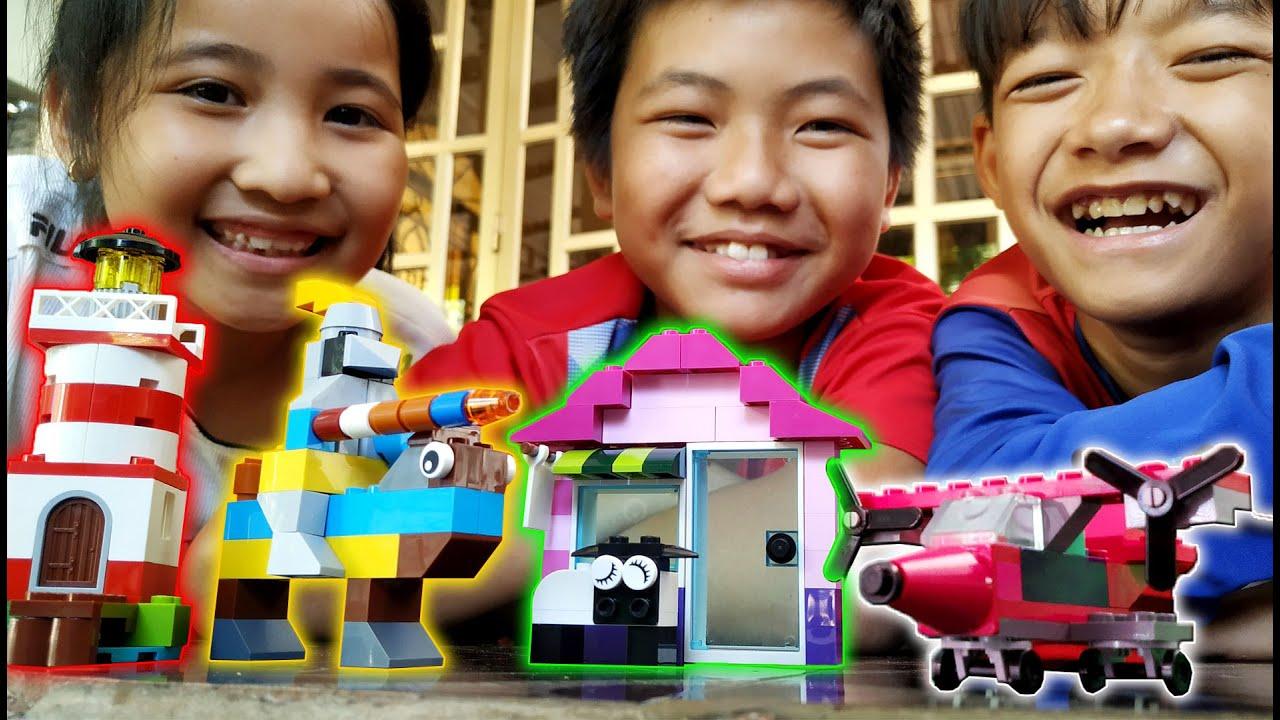 Tony | Đại Chiến Lắp Ráp LEGO – Vua Trí Tuệ Là Ai?