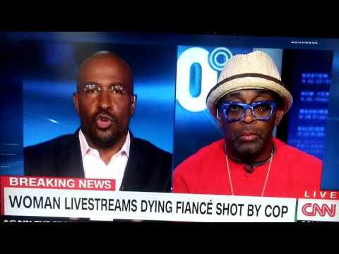 Spike Lee; African American are being Hunted