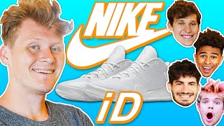 Nike iD Challenge w/ The 2Hype House!
