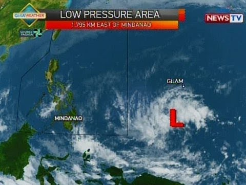 QRT: Weather update as of 5:59 p.m. (Jan. 17, 2019)