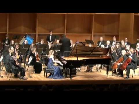 Liszt - Piano Concerto No.2 in A (Jamina Gerl) 1/3